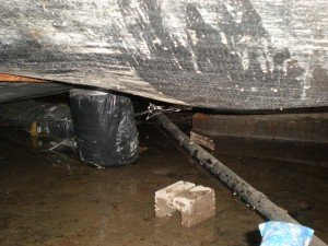 flood damage Security-Widefield co